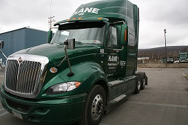 KANE delivers freight capacity through asset and brokered freight