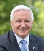 PA Governor Tom Corbett