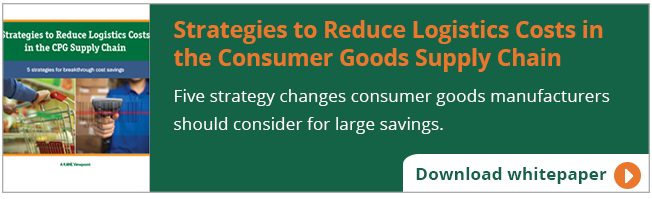 5 ways to reduce logistics costs in consumer goods distribution