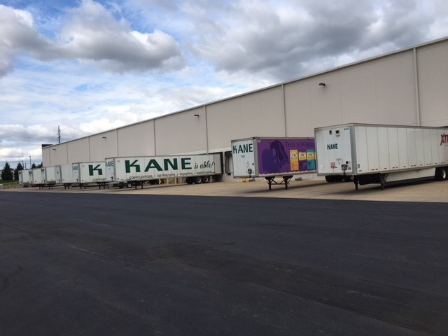 shared warehouse expansion