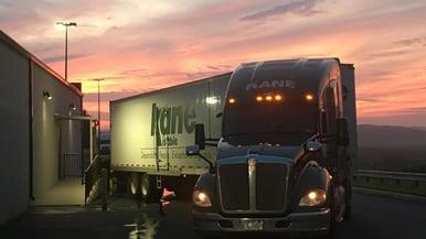 KANE trailer at PLCB store