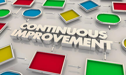 continuous improvement in logistics