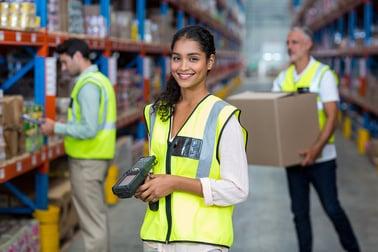 warehouse associate - warehouse labor