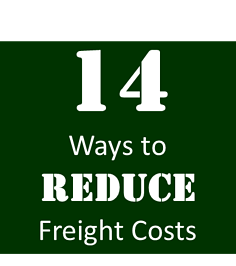 strategies to reduce freight costs