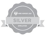 Hire Heroes USA-silver