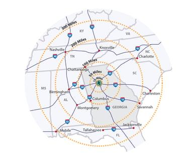 atlanta-radius-map