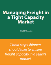 Managing Freight