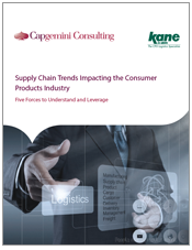 Supply Chain Trends Impacting the Consumer Products Industry