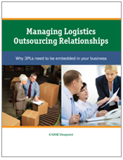 Managing Logistics Outsourcing Relationships