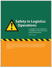 logistics white papers