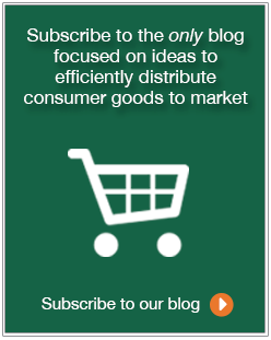 Consumer Logistics Blog Signup